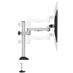 """4smarts ErgoFix H2 asztali monitor tartó állvány 30""""-ig"""