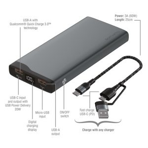 4smarts VoltHub Pro külső akkumulátor