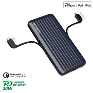 4smarts iDuos külső akkumulátor PD 20W