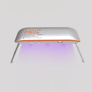 59S X1-BAT hordozható akkus UV sterilizáló és fertőtlenítő készülék