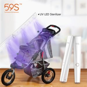 59S X5 kézi UV sterilizáló és fertőtlenítő lámpa