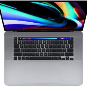 "Apple MacBook Pro 16"" Touch Bar 2020 Intel hatmagos i7"