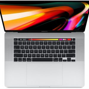 "Apple MacBook Pro 16"" Touch Bar 2020 Intel nyolcmagos i9"