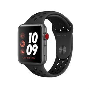 Apple Watch Nike Series 3 GPS+Cellular okosóra
