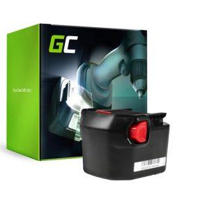 Green Cell AEG B1214G 12V 2000mAh Ni-MH