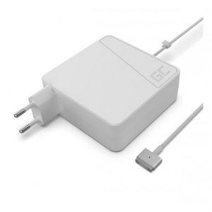 Green Cell Apple Macbook Pro MAGSAFE 2 Notebook töltő (csomagolássérült) - Kép