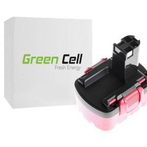 Green Cell Bosch GSR PSR 1500mAh 14.4V Ni-CD