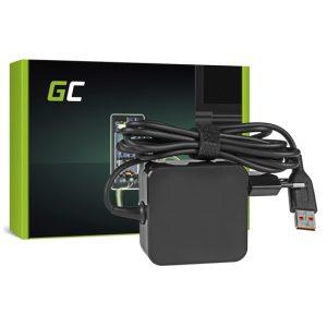 Green Cell Lenovo Yoga 3 (ADL40WLD) Notebook töltő - Kép