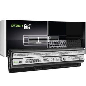 Green Cell PRO notebook akkumulátor MSI CR650 11