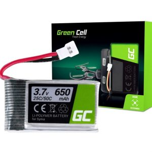 Green Cell Syma X5