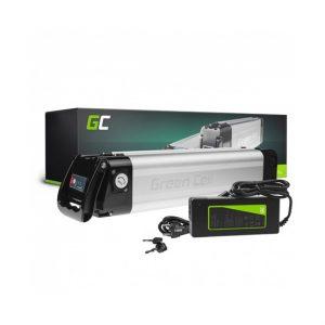 Green Cell eBike akkumulátor Silverfish 24V 10.4Ah 250Wh Pedelec - Kép