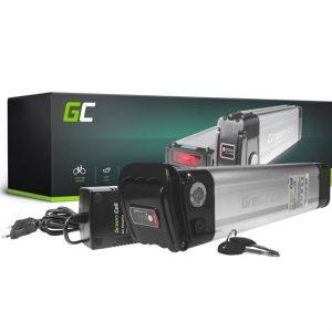 Green Cell eBike akkumulátor Silverfish 36V 14