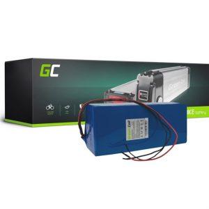 Green Cell eBike akkumulátor akkumulátor Pack 48V 17