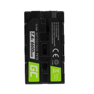 Green Cell fényképezőgép akkumulátor