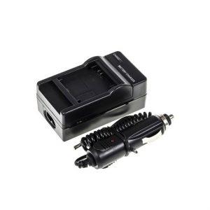 Green Cell fényképezőgép akkumulátor töltő