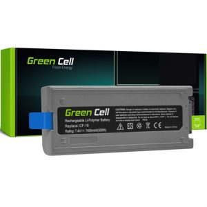 Green Cell notebook akkumulátor Panasonic Toughbook CF-18 7
