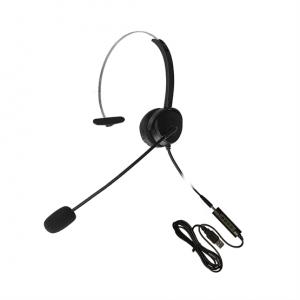 Hameco HS-1021M-USB mono headset - Kép