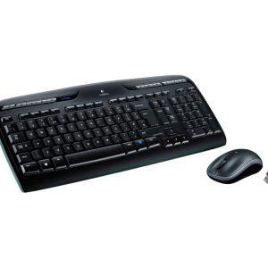 Logitech Combo MK330 vezeték nélküli billentyűzet + egér