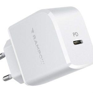 Rampow hálózati gyorstöltő adapter