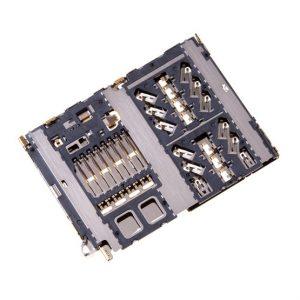 Samsung A405 Galaxy A40 SIM kártya olvasó - Kép