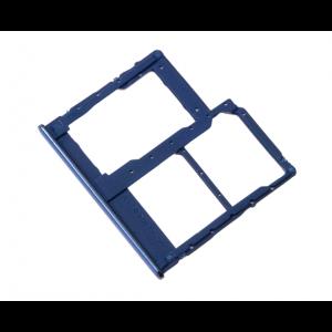Samsung A405 Galaxy A40 SIM/microSD kártya tartó