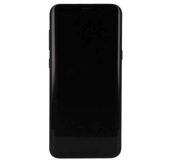 Samsung G955 Galaxy S8 Plus kompatibilis LCD modul kerettel