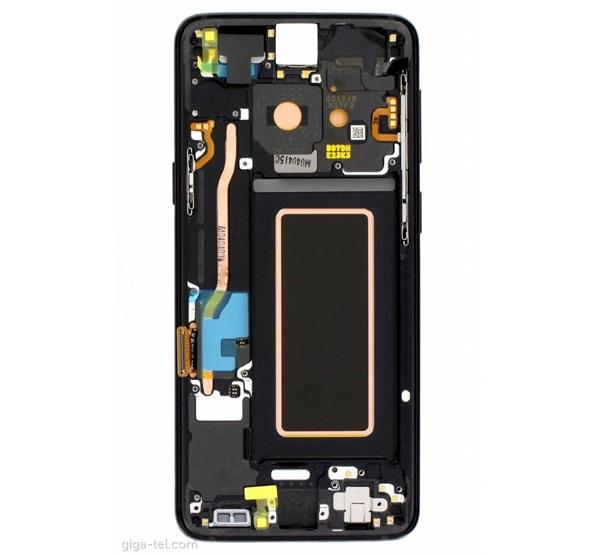 Samsung G960 Galaxy S9 kompatibilis LCD modul