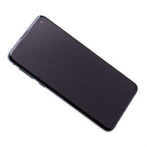 Samsung G970 Galaxy S10e kompatibilis LCD modul kerettel
