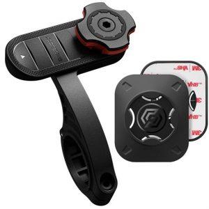 Spigen Gearlock MF100 univerzális biciklis tartó + adapter - Kép