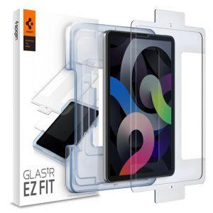 "Spigen Glas.tR EZ Fit Apple iPad Pro 11"" (2021/2020//2018) / iPad Air 4 Tempered kijelzővédő fólia - Kép"