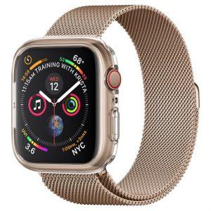 Spigen Liquid Crystal Apple Watch S4/S5/S6/SE 40mm Crystal Clear tok