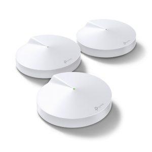 TP-Link Deco M9 Plus AC2200 Okos Otthon Mesh Wi-Fi Rendszer (3db-os készlet) - Kép
