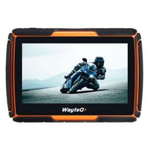 WayteQ xRIDER Smart motoros navigáció + Sygic 3D Europe