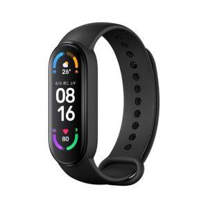 Xiaomi Mi Smart Band 6 aktivitásmérő