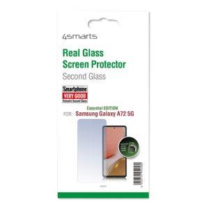 4smarts Second Glass Essential Samsung Galaxy A72