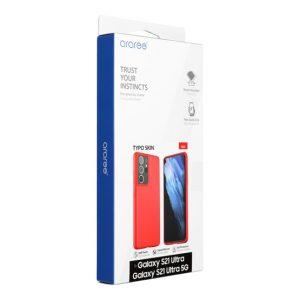 Araree Typoskin szilikon tok Samsung Galaxy S21 Ultra