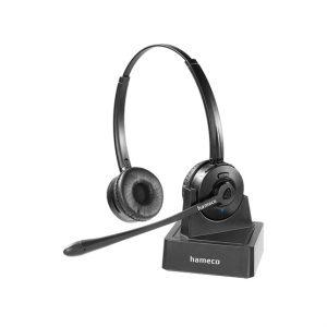 Hameco HS-8550D-BT bluetooth sztereó headset