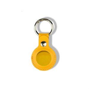 Tactical Apple AirTag bőr kulcstartó