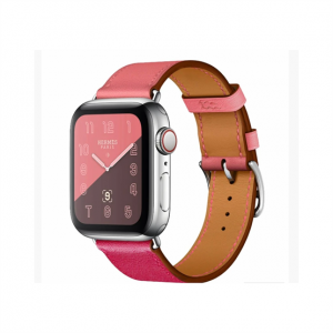 Xprotector bőr szíj Apple Watch 38/40mm pink - Kép