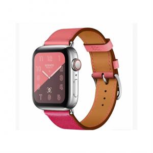 Xprotector bőr szíj Apple Watch 42/44mm pink - Kép