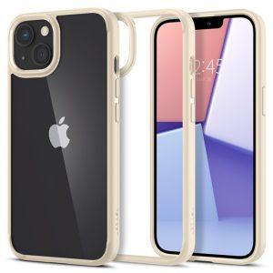 Spigen Ultra Hybrid Apple iPhone 13 Sand Beige tok