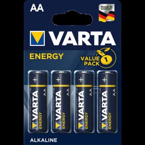 Varta Energy AA Alkáli ceruza elem