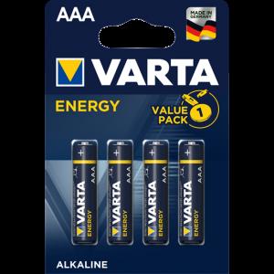 Varta Energy Value Pack AAA Alkáli mikro elem